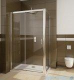 Radaway Premium Plus S Ścianka boczna 80 szkło przejrzyste 33413-01-01N