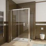 Radaway Premium Plus DWJ+S kabina prysznicowa 120x100cm szkło przejrzyste 33313-01-01N/33423-01-01N