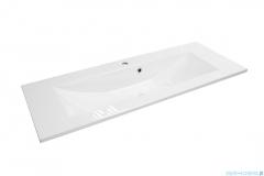 Oristo Silver umywalka meblowa konglomeratowa 120x45cm UME-SI-120-92-C