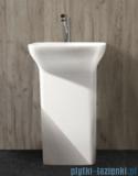 Vayer Serpens umywalka wolnostojąca 54x30x85cm biała 054.030.085.3-4.0.3.0.0