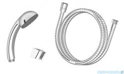 Ravak Zestaw prysznicowy wąż, słuchawka, łącznik X07P005