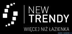 New Trendy Avexa Black profil poszerzający 15 mm PP-0015