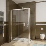 Radaway Premium Plus DWJ+S kabina prysznicowa 100x75cm szkło przejrzyste 33303-01-01N/33402-01-01N
