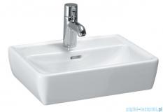 Laufen Pro A umywalka ścienna szlifowana 45x34cm biała H8119520001041