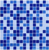 Dunin Q Series mozaika szklana 32x32 qmx navy