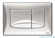 Koło Slim2 przycisk spłukujący do stelaża slim2 do WC biały 94184-001