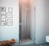 Radaway Carena DWB Drzwi prysznicowe 90 prawe szkło przejrzyste 34502-01-01NR
