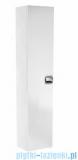 Koło Twins szafka wisząca boczna wysoka z drzwiami 35x180x27,5 cm biały połysk 88460