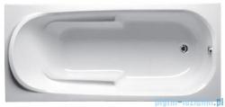 Riho Columbia wanna prostokątna 140x70cm nóżki+syfon BA05/01U/AMC55
