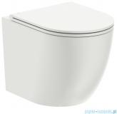 Omnires Ottawa miska WC wisząca + deska wolnoopadająca OTTAWAMWBP