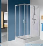 Sanplast TX KN/TX5b kabina prostokątna 80x120x190 cm przejrzysta 600-271-0210-38-401