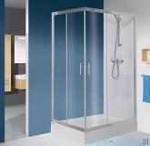 Sanplast TX KN/TX5b kabina prostokątna 90x100x190 cm przejrzysta 600-271-1840-38-401