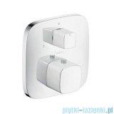 Hansgrohe PuraVida Bateria termostatowa podtynkowa biały 15771400