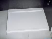 Besco Axim ultraslim 100x80 brodzik prostokątny biały BAX-100-80-P