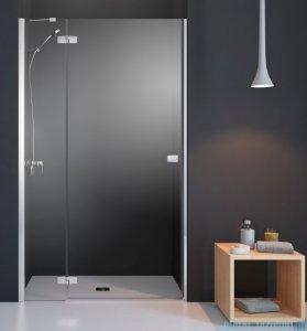 Radaway Fuenta New Dwj drzwi wnękowe 80cm lewe szkło przejrzyste 384012-01-01L