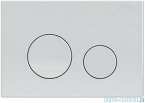 Massi Enco przycisk do stelaża Wc biały MSST-P01