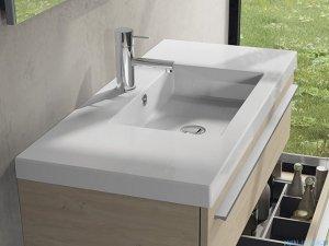 Riho Bellizzi umywalka ceramiczna 81x45cm biała F7DE208045111
