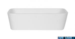 Besco Assos S-Line umywalka nablatowa 40x50x15cm #UMD-AP-NB