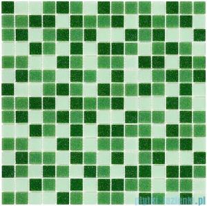 Dunin Q Series mozaika szklana 32x32 qmx green
