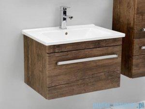 Antado Spektra ceramic szafka z umywalką 82x43x40 stare drewno 670068/666788