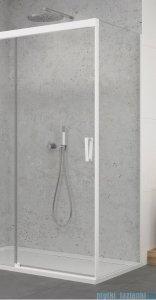 SanSwiss Cadura White Line ścianka boczna Cast 70x200cm profile biały mat CAST0700907