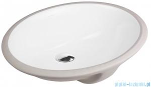 Oltens Mana umywalka 46x38 cm podblatowa z powłoką SmartClean 40600000