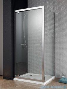 Radaway Twist DW+S Kabina prysznicowa 100x90 szkło brązowe 382003-08/382012-08