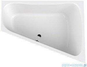 Sanplast Luxo WTP/LUXO wanna trapezowata 135x175 cm prawa + stelaż 610-370-0460-01-000