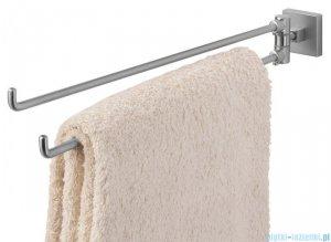 Tiger Melbourne Wieszak ręcznikowy dwuramienny chrom 2737.03