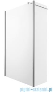 Omnires Marina Kabina prysznicowa typu walk-in ze ścianką boczną 90x200 cm przejrzyste MA9030CRTR