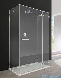 Radaway Euphoria KDJ+S Drzwi prysznicowe 80 prawe szkło przejrzyste 383512-01R/383221-01R