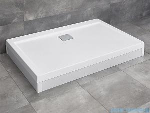 Radaway Obudowa do brodzika Argos 110 aluminium biała 001-510104004