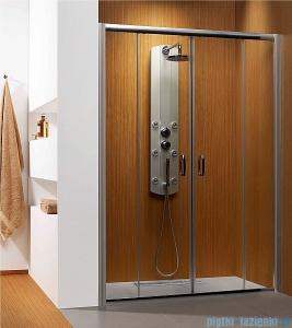 Radaway Premium Plus DWD Drzwi wnękowe 180 szkło brązowe 33373-01-08N