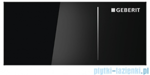 Geberit Sigma70 przycisk zdalnie uruchamiający przedni czarny 115.630.SJ.1