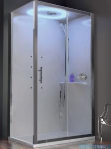Novellini Eon kabina prostokątna z hydromasażem 100x80 prawa EONA109DM1-1AK