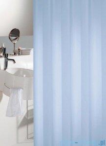 Sealskin Granada jasny niebieski zasłona prysznicowa PCV 120x200cm 217001120