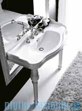 Kerasan Retro Ceramiczne nogi pod umywalkę 1083