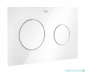 Roca Duplo One PL10 przycisk spłukujący podwójny biały A890189000