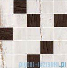 Ceramika Color Etnic wenge mozaika ścienna 25x25