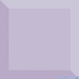 Paradyż Tamoe kafel lila płytka ścienna 9,8x9,8