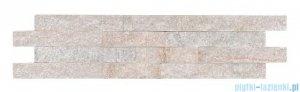 Dunin Zen płytka kamienna 60x15 beige quartzite brick