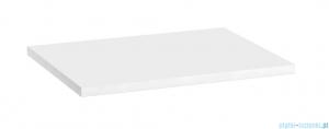 Oristo Silver blat 60x2,5x45cm biały połysk OR33-B-60-1