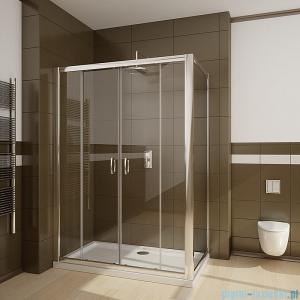 Radaway Premium Plus DWD+S kabina prysznicowa 180x80cm szkło brązowe 33373-01-08N/33413-01-08N