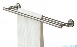 Tiger Boston Wieszak na ręcznik kąpielowy podwójny chrom 3086.03