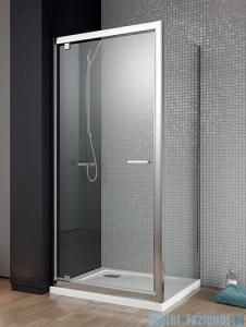 Radaway Twist S Ścianka prysznicowa 90x190 szkło brązowe 382012-08