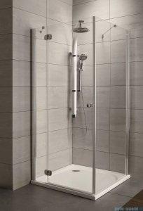 Radaway Torrenta Kdj Kabina prysznicowa 80x90 lewa szkło przejrzyste 32247-01-01NL