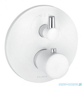 Kludi BALANCE WHITE podtynkowa bateria wannowo natryskowa biały/chrom z termostatem 528309175