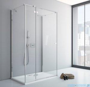 Radaway Fuenta New Kdj+S kabina 100x100x100cm prawa szkło przejrzyste + brodzik Doros C + syfon