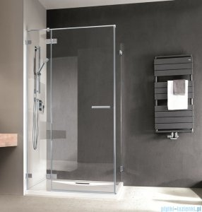 Radaway Euphoria KDJ Drzwi prysznicowe 120 lewe szkło przejrzyste 383812-01L/383240-01L