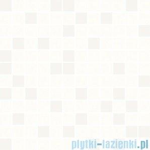 Paradyż Abrila mix bianco mozaika ścienna 29,8x29,8